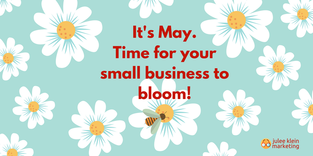 Time for your small business to bloom with email marketing