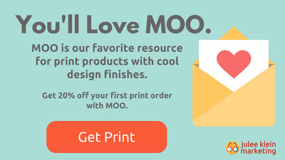 Save on your first print order with MOO