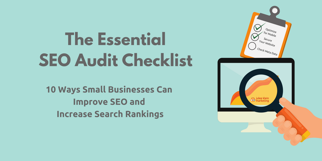 Essential SEO Audit Checklist